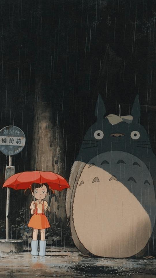 Venus Tonari No Totoro My Neighbor Totoro Like Or Ghibli Artwork Totoro Anime Wallpaper