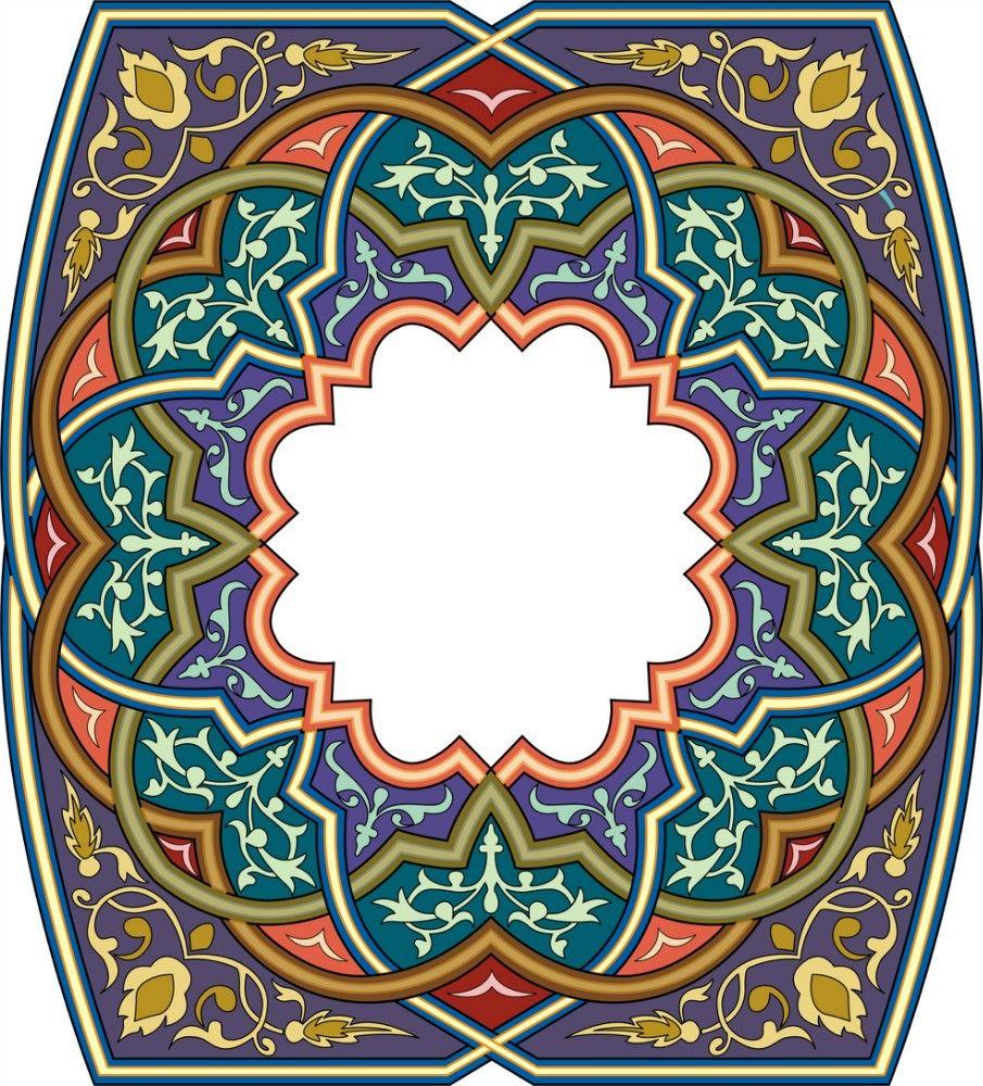 Орнаменты в арабском стиле. Обсуждение на LiveInternet ...