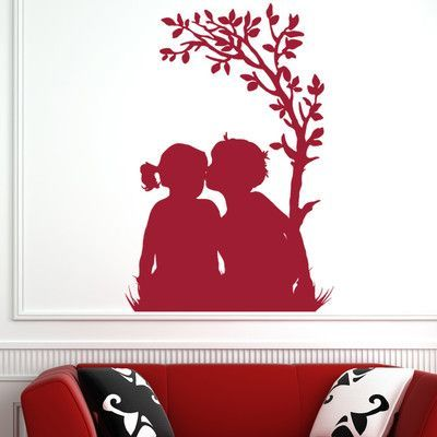 Style and apply first love wall decal size 70 h x 46 w