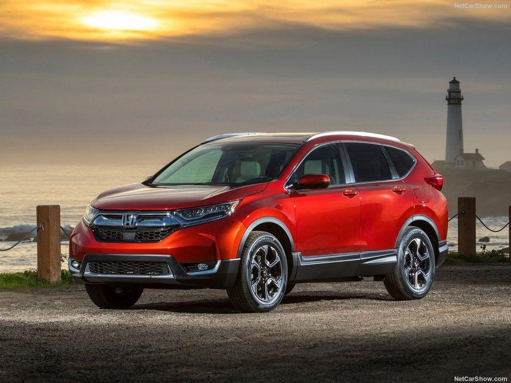 Family SUV and Vehicle New honda, Honda