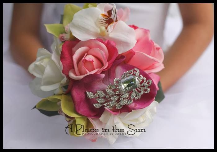 Communion bouquet
