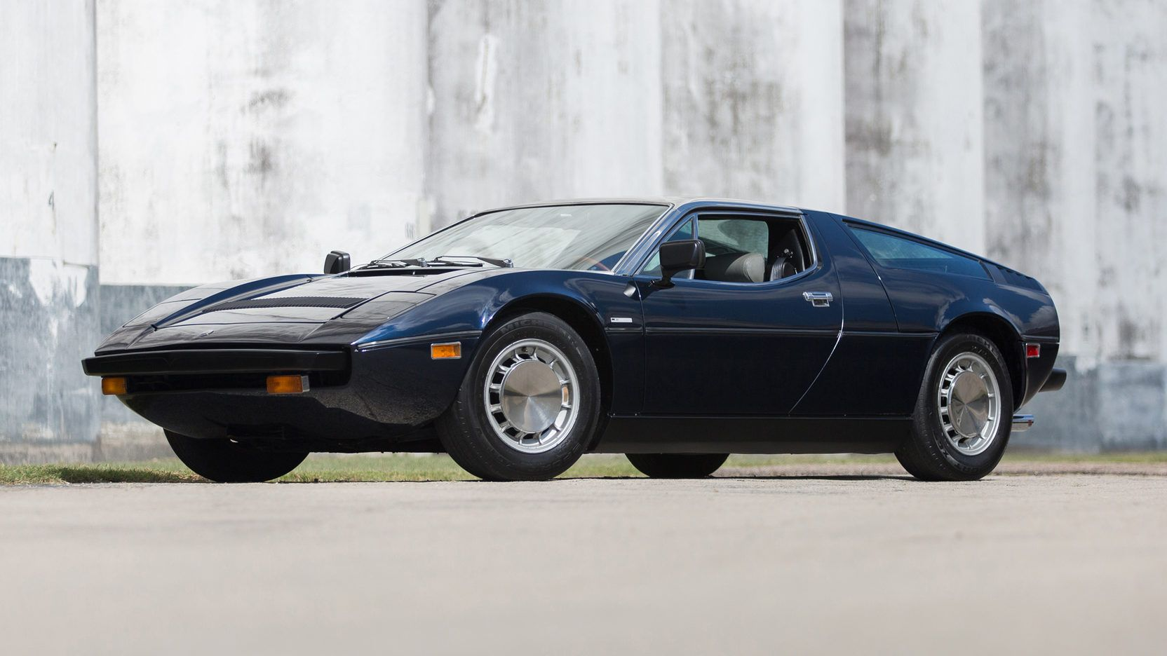 1975 Maserati Bora 4.9 presented as Lot S145 at Dallas, TX   Maserati bora, Maserati, Classic cars