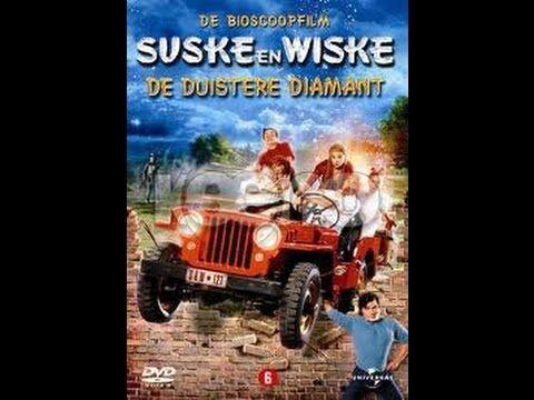Suske En Wiske De Duistere Diamant - YouTube