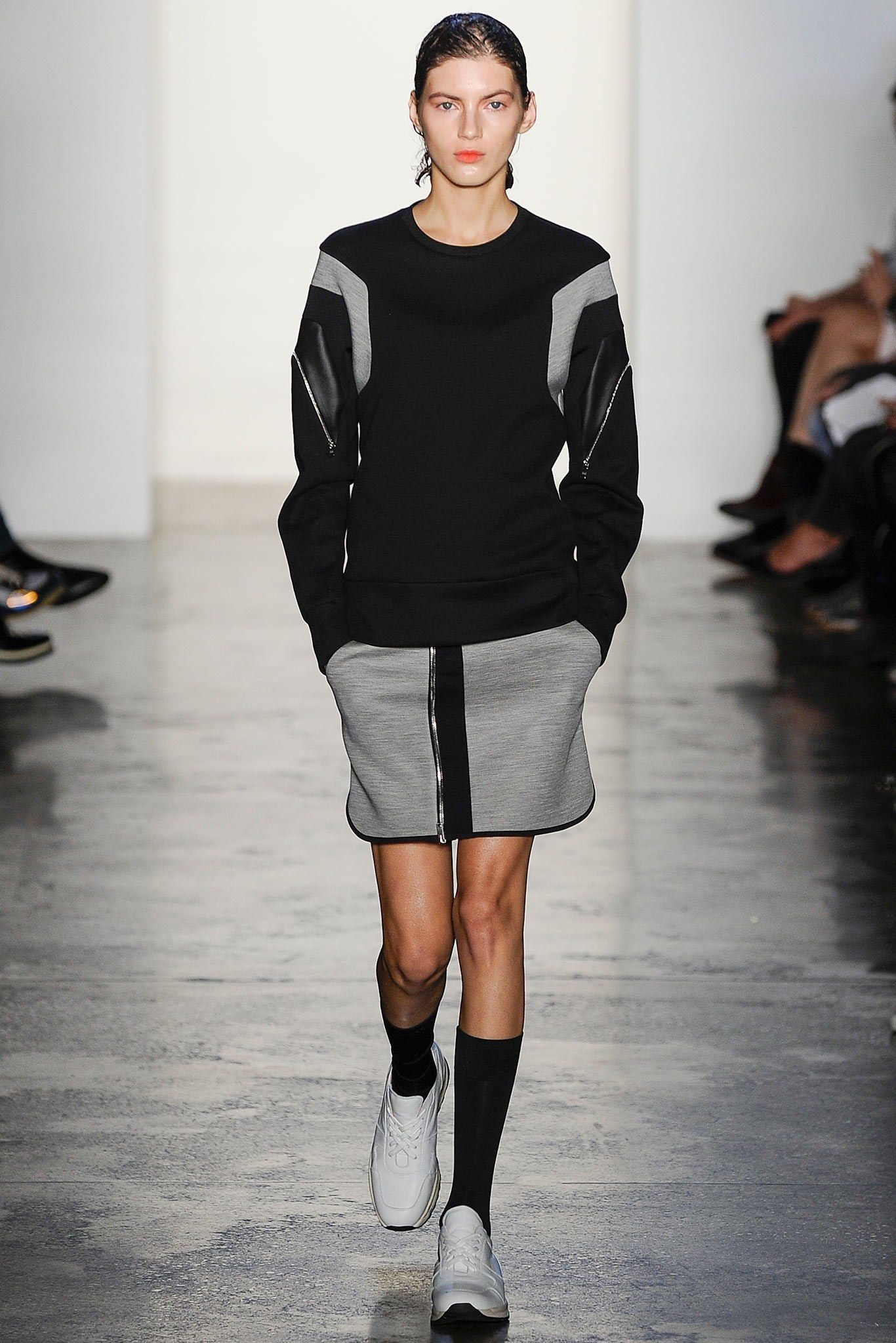 cb0ec4a079fc Tim Coppens Spring 2015 Ready-to-Wear Fashion Show in 2019   SS18 ...