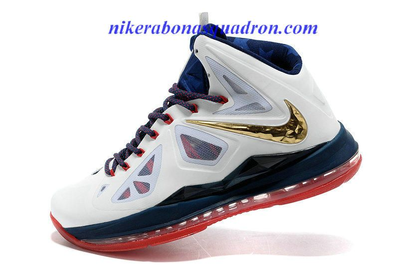 the latest dfb94 2677b LeBron X Sport Shoes