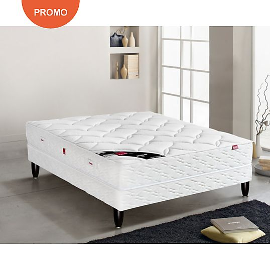 literie camif achat matelas et sommier epeda miracle 2 prix promo camif ttc au lieu de. Black Bedroom Furniture Sets. Home Design Ideas
