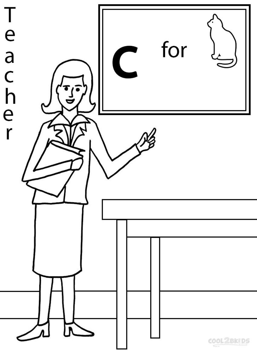 Community Helpers Coloring Pages Printable Community Helper Coloring Pages For Kids Cool2bkids In 2020 Coloring Pages For Kids Preschool Coloring Pages Coloring Pages