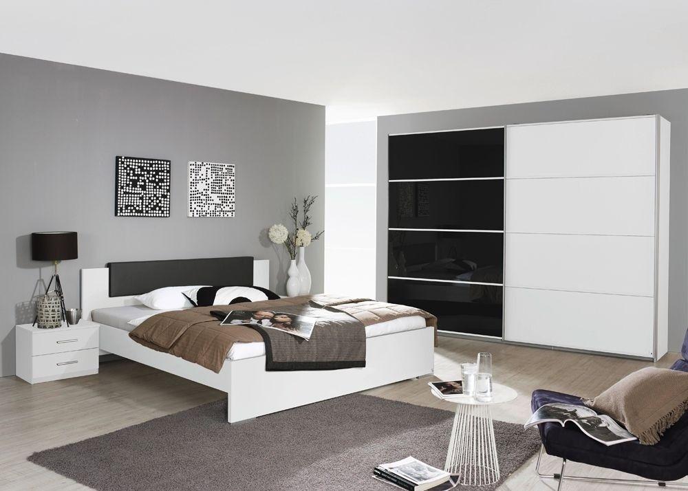 Schlafzimmer komplett Cholet Alpinweiß Basalt 8314 Buy now at   - schlafzimmer komplett