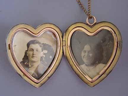 Old lockets | Things I love | Pinterest | Photographs, Heart ...