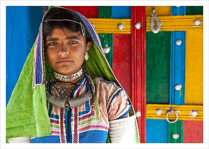 Meghwal, Ludiya, Kutchch... - Ludiya, Gujarat