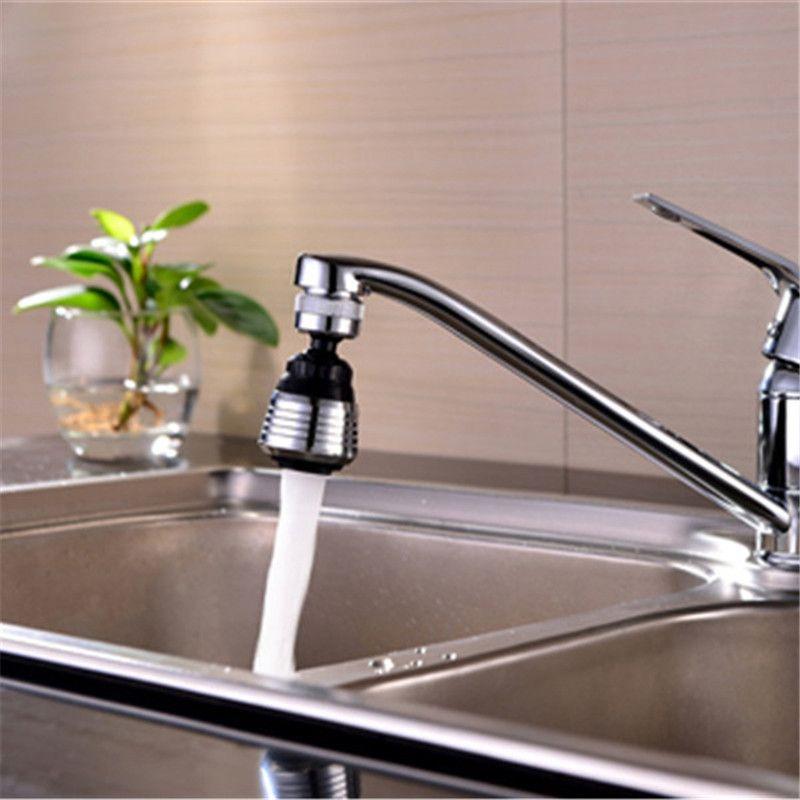 Chrome Finish External Thread Kitchen Faucet Sprayer Attachment Pleasing Discount Kitchen Faucets Design Inspiration