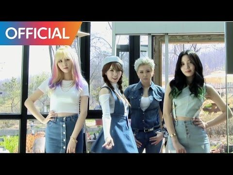 I.C.E – Too Good for You (내가 아까워)