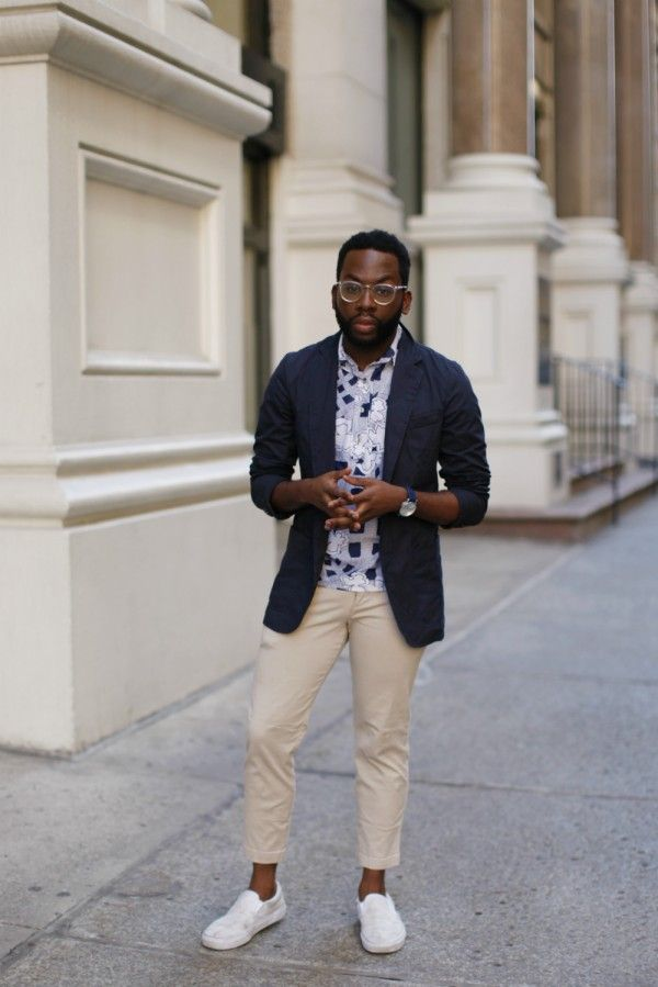 45782afb hawaiian shirt with blazer - Google Search | Sophisticated Scumbag ...