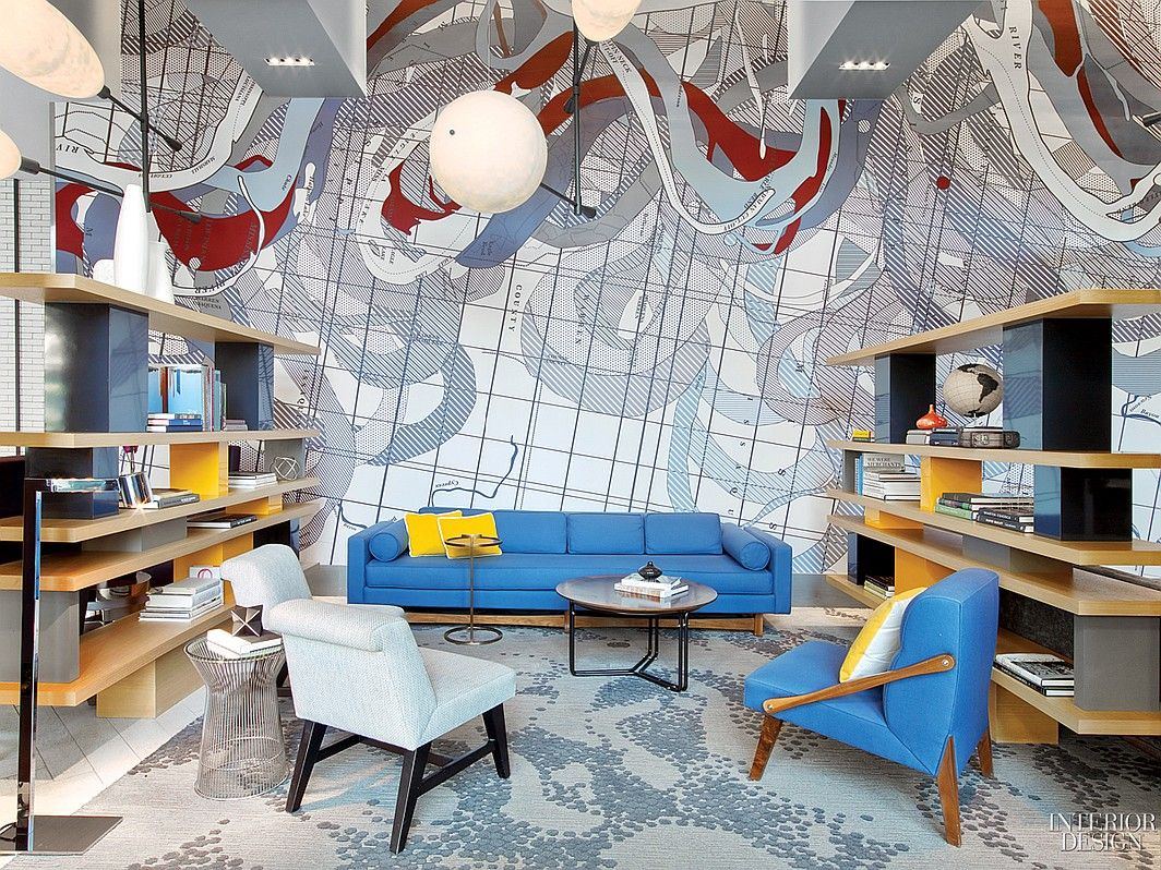 Meyer Davis Studio Hits the Right Notes at Le Méridien New