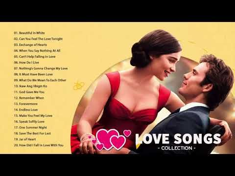 Best romantic english songs of all time