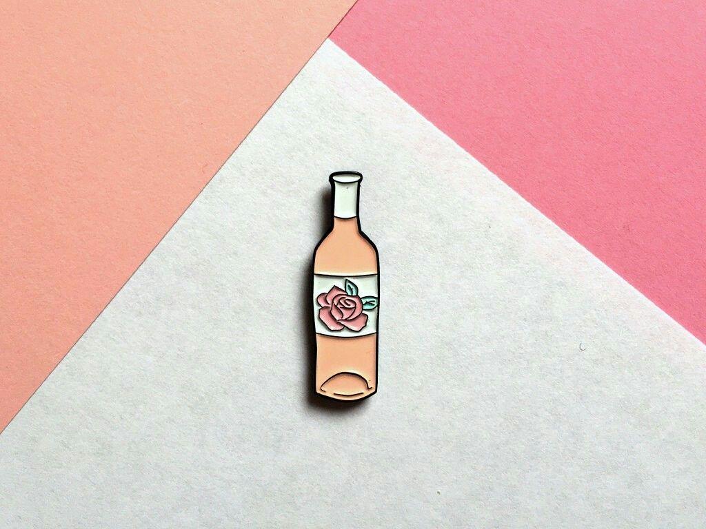 Rosé wine bottle pin & Rosé wine bottle pin | 365 Days of Rosé | Pinterest | Wine