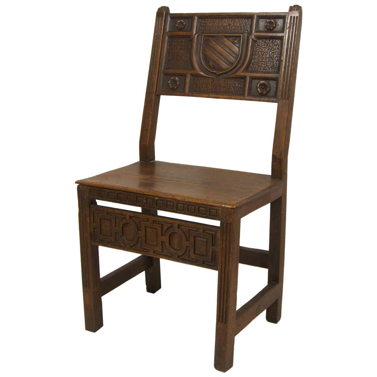 Spanish Chair 16th Century At 1stdibs Spanish Chairs Chair Antique Chairs