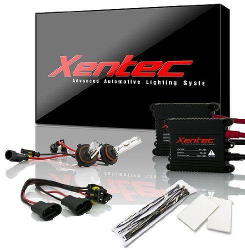 Xentec H6m 6000k Advanced Slim Alloy Ballast Hid Xenon Kit Ultra White Can Be Installed On All Compatible Vehicle Please Re Hid Xenon Ballast Brillant Blue