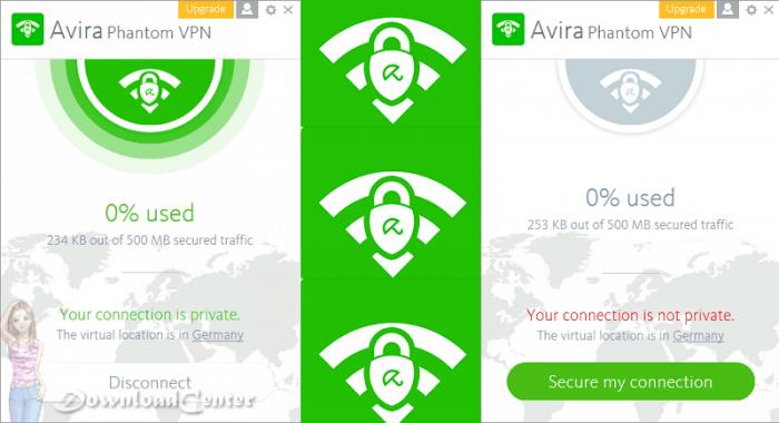 Download Avira Phantom Vpn Secure And Open Blocked Sites Med Bilder