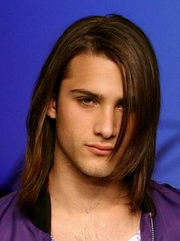 Long Hairstyles For Men Remind Us To Look Back At The Early Days Of Rock Long Haircuts Touch Of Simplicity T Long Hair Styles Men Long Hair Styles Hair Styles