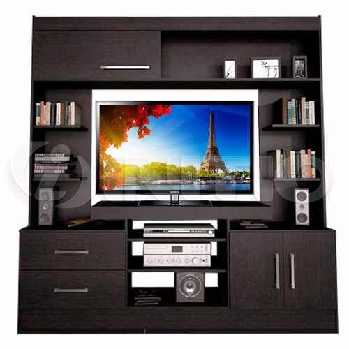 Panel Para Lcd Led Modular Rack Mueble Moderno Linea Nueva TVs