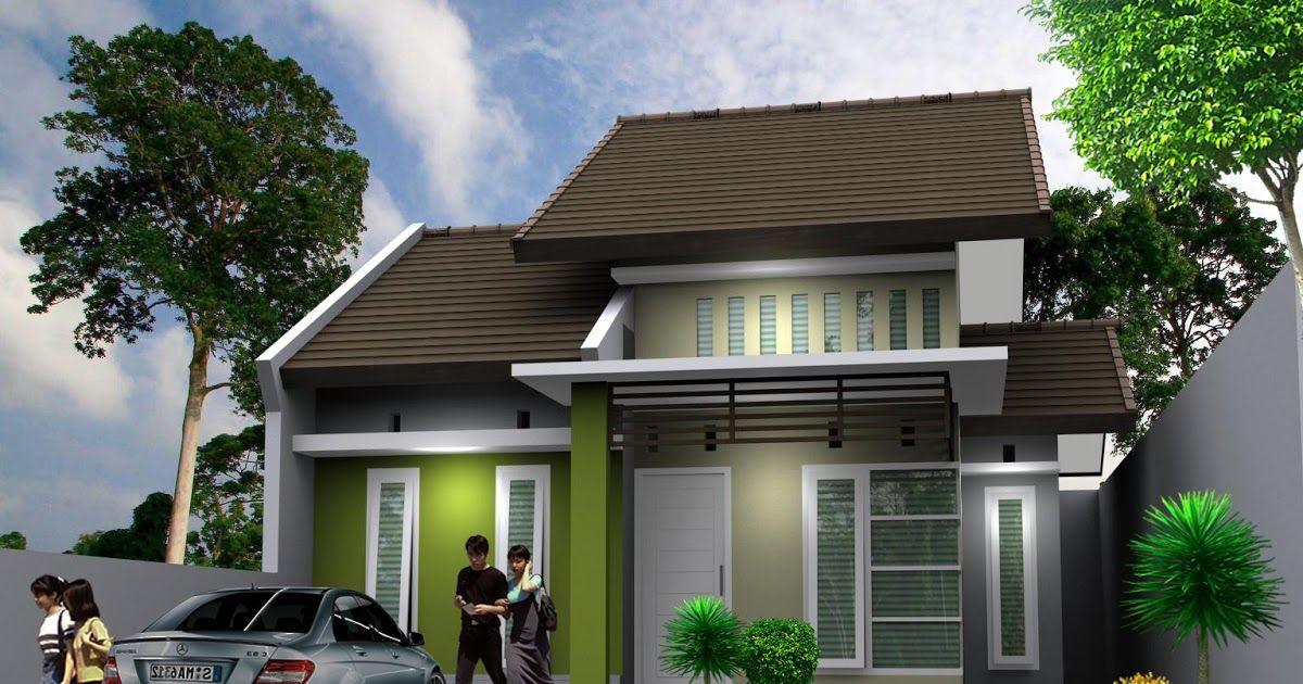Mudik Lebaran: Desain Warna Cat Rumah Dan Genteng Hd