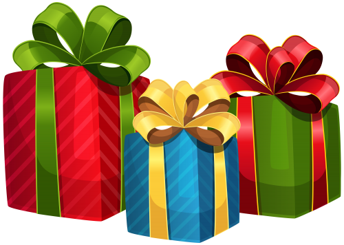 Colorful Gift PNG Clipart | CLIPART | Pinterest | Gift ...