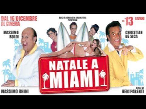Film Natale.Natale Film Completo Italiano 2014 Natale A Miami Hd