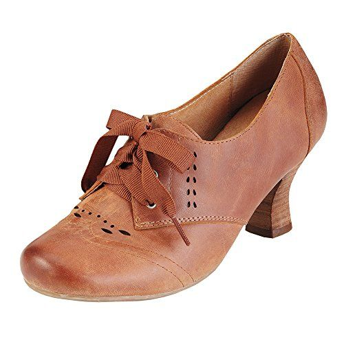 """Women's Liberty Lace-Up 2"""" Heel Oxford Style Leather Shoes - Tan - 7.5 null http://www.amazon.com/dp/B00NUM7R38/ref=cm_sw_r_pi_dp_9YOpwb00EBZFW"""