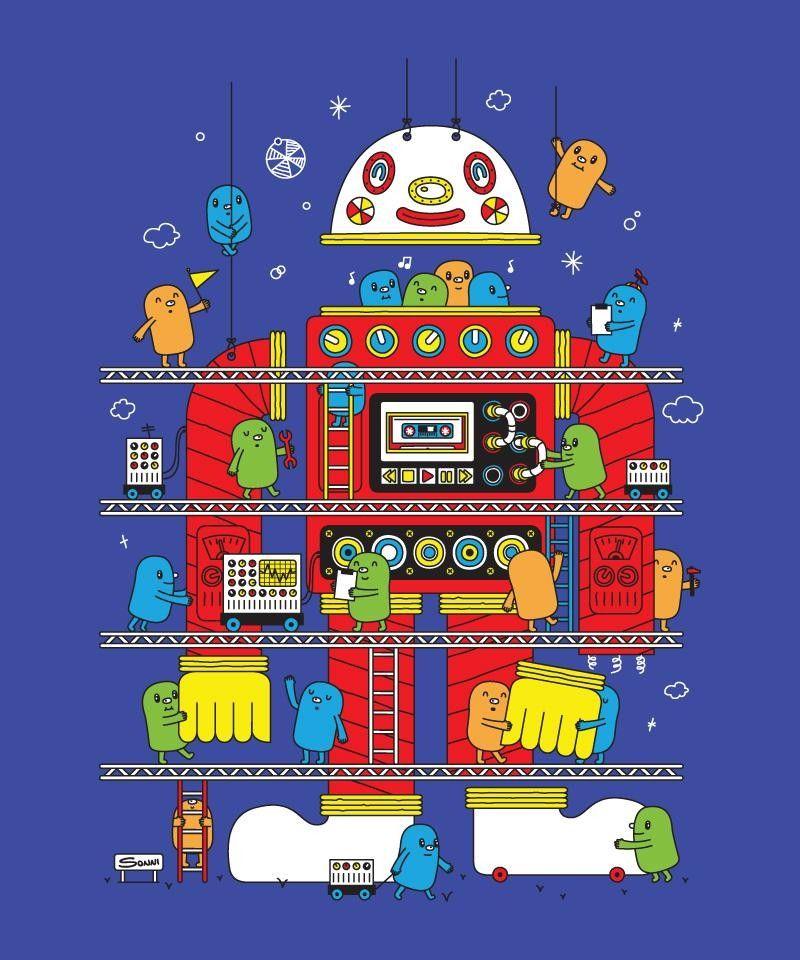 Robotsonni by Sonni