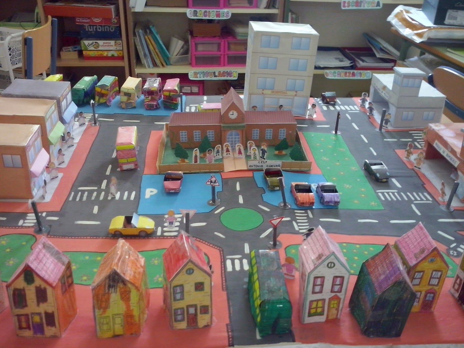 Como hacer servicios publicos en maqueta buscar con - Como hacer una maqueta de una casa ...