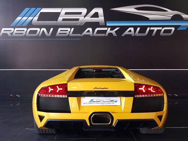 Used Lamborghini Murcielago Lp640 E Gear Auto V12 Coupe For Sale In