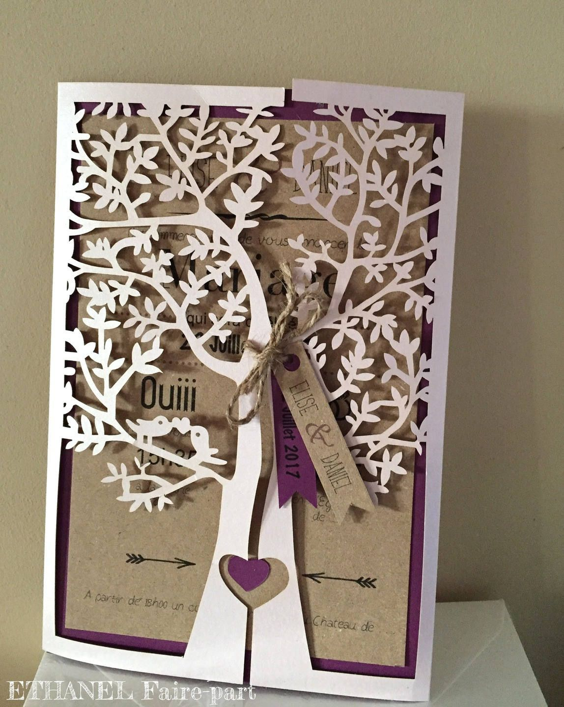 Share wedding engraved tree, nature theme wedding, tree laser cutting, set of 10