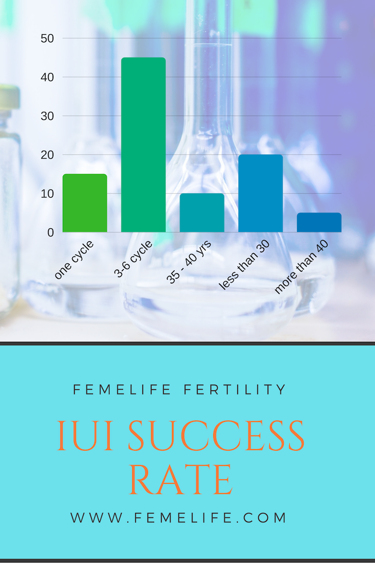 IUI success rate | Femelife fertility | Iui success rates