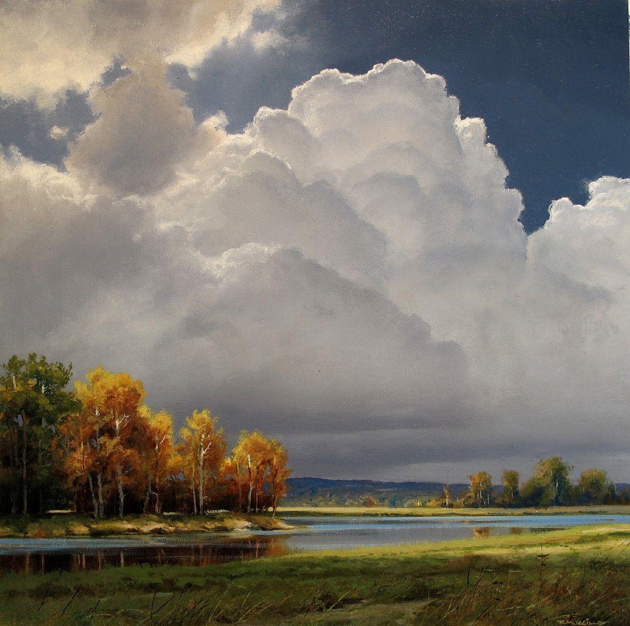 Rising Thunderhead - by Renato Muccillo -