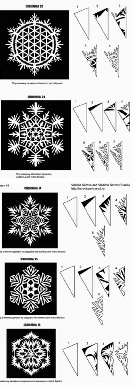 Diy Frozen 34 Snowflakes Templates Things To Make Pinterest
