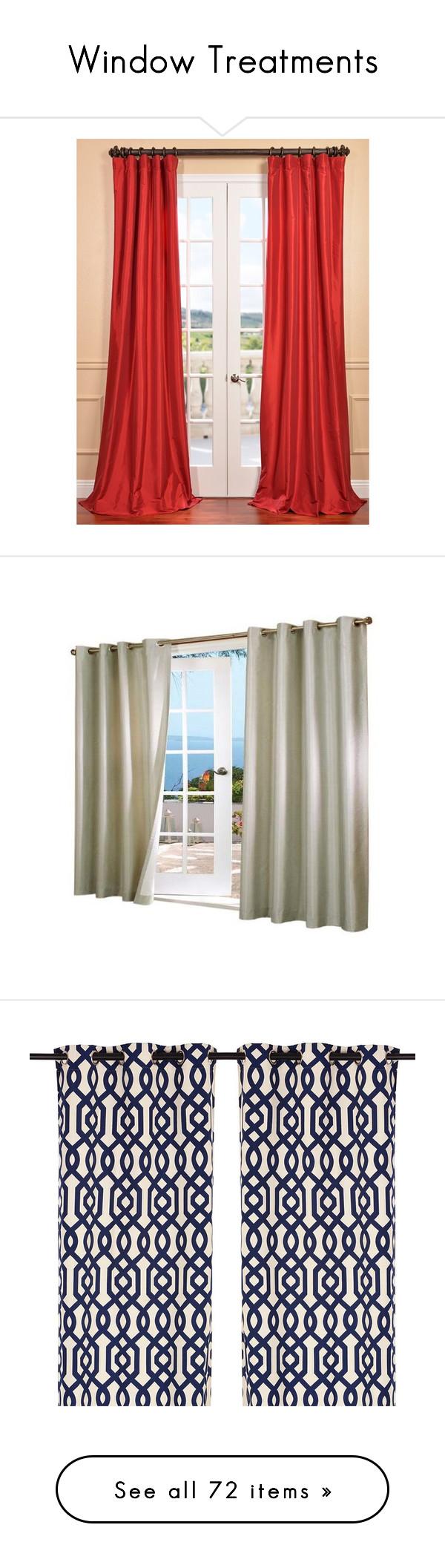 Home decor window  window treatments