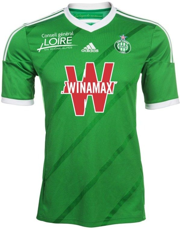 fac2502d349af AS Saint-Etienne Home Kit 14 15 Adidas