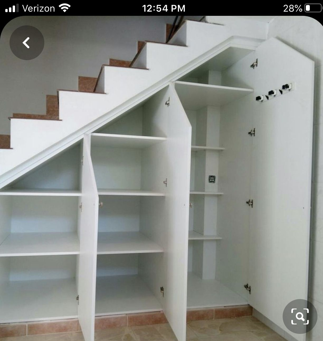 60 Unbelievable Under Stairs Storage Space Solutions: Pin By Kerenjaffe On מטבחים In 2020 (With Images