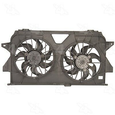 Details About Dual Cooling Fan Motor Assembly For 05 07 Chrysler