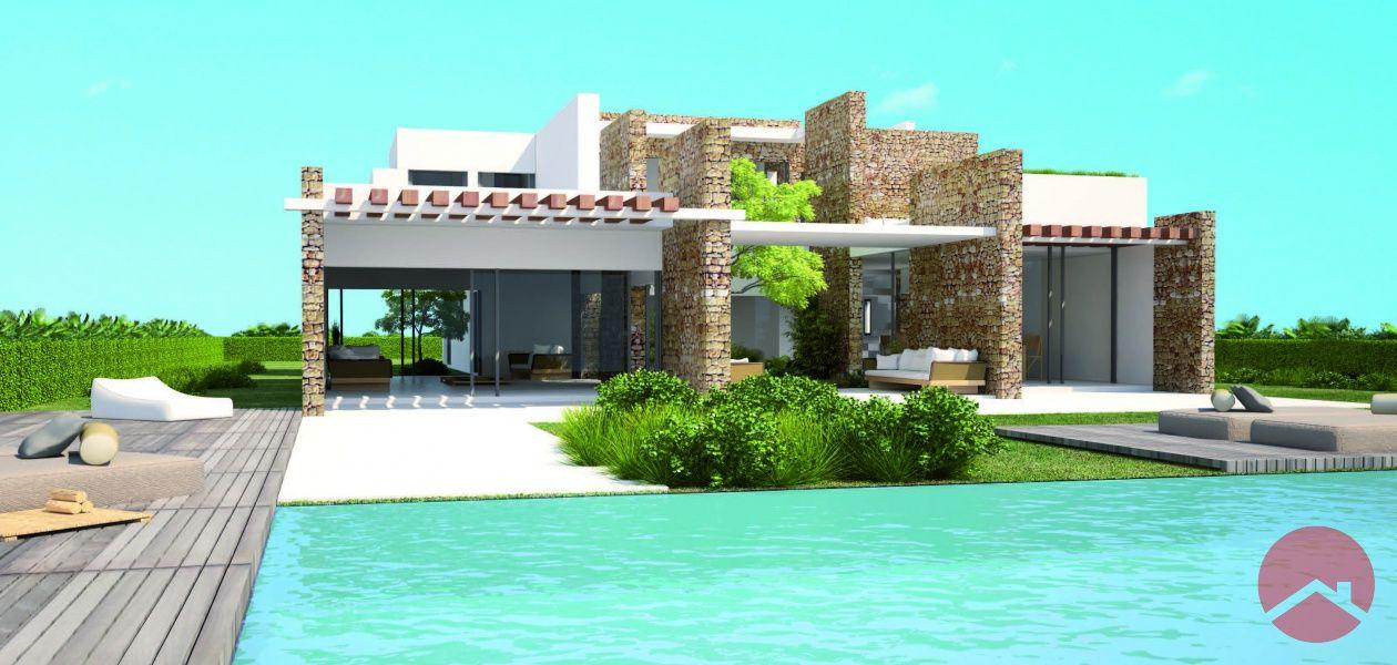 Casas Viviendas Lujo Alto Standing Comprar Casa Estrenar Lujo En Isla Ibiza Luxury Home Cala Conta Casas De Lujo Casas Ibiza Isla