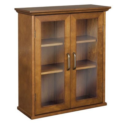 """Ronbow Bordeaux 26.31"""" W x 32"""" H Wall Mounted Cabinet & Reviews 