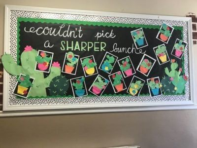 22 Super Sharp Cactus Classroom Theme Ideas