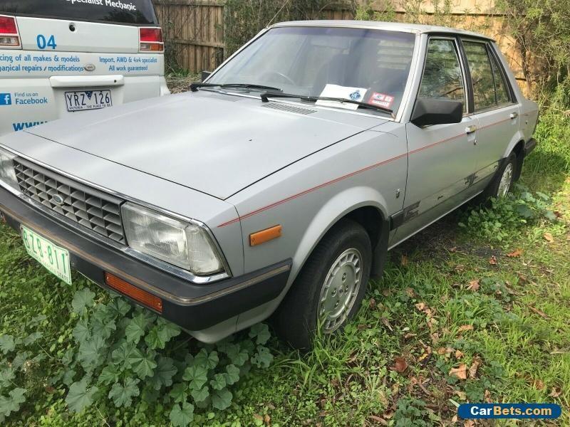 Ford Meteor Sedan 1984 Ford Meteor Forsale Australia Sedan