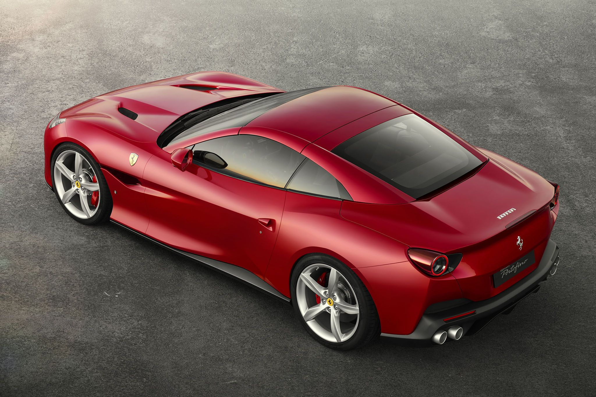 Ferrariu0027s Convertible Portofino Will Make Its World Debut At The Frankfurt  International Motor Show In September