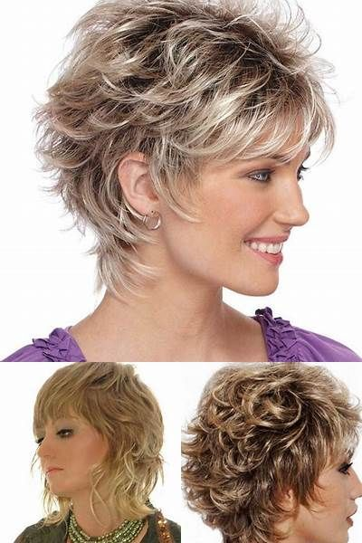 Short Curly Hairstyles for Fine Thin Hair - Bing images ...