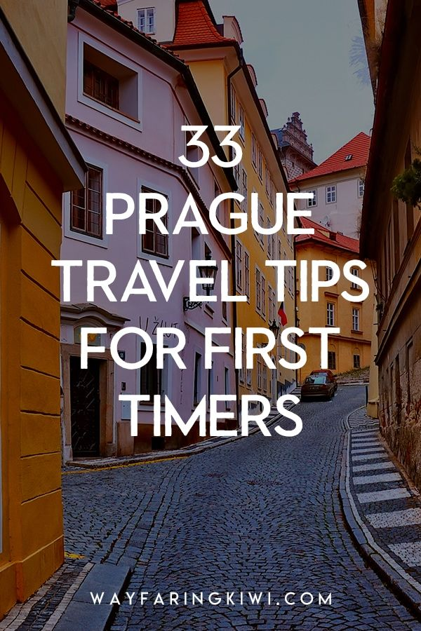 Visiting Prague for the first time? I've compiled 33 Prague travel tips for first time visitors. My tips will save you time and money, show you the best things to do in Prague, and you'll also learn a little history at the same time. Don't forget to save this to your travel board so you can find it later! Prague travel beautiful places | Prague travel tips things to do | Travel tips for Prague | Prague Czech Republic food travel tips | What to do in Prague | Visiting Prague #prague #praguetravel