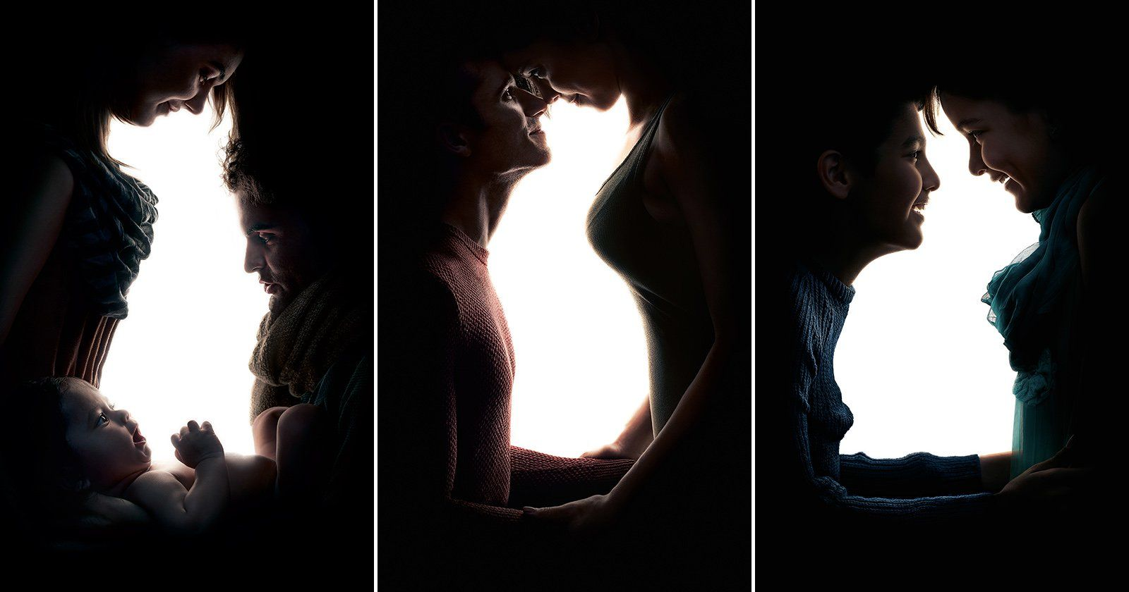 These Creative Photos Use Optical Illusions to Promote Pet Adoption #petadoption