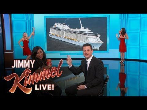 Jimmy Kimmel gives cruise to contestant from 'The Price is Right' in wheelchair who won treadmill | abc13.com
