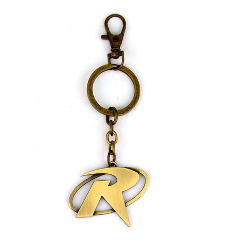 Batman Robin R Mark Pendant Keychain Batman Robin Pendants And
